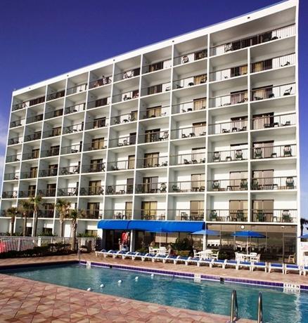 Tropical Winds Resort Daytona Beach Florida
