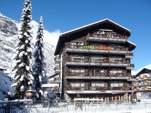 Photo 1 - Admiral Hotel Zermatt