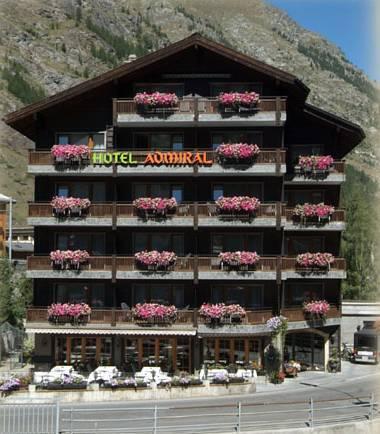 Photo 2 - Admiral Hotel Zermatt