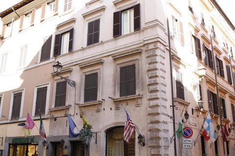 Photo 2 - Hotel Sistina Rome