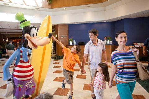 Photo 1 - Disney's Paradise Pier Hotel