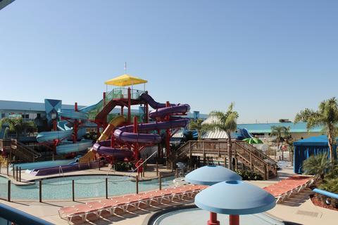 Photo 2 - Flamingo Waterpark Resort