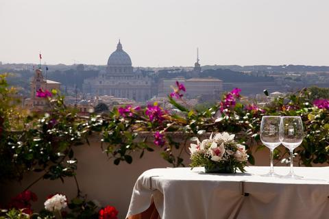 Photo 1 - Bettoja Hotel Mediterraneo Rome