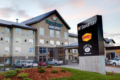 Photo 1 - Sandman Hotel & Suites Calgary South