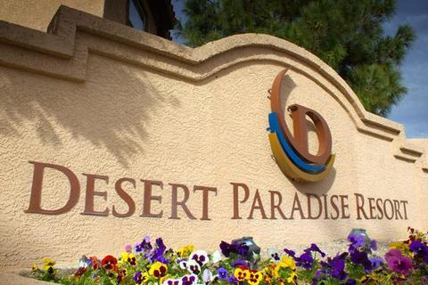 Photo 1 - Desert Paradise Resort