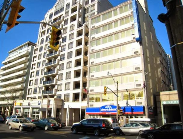 Howard Johnson Hotel Downtown Toronto