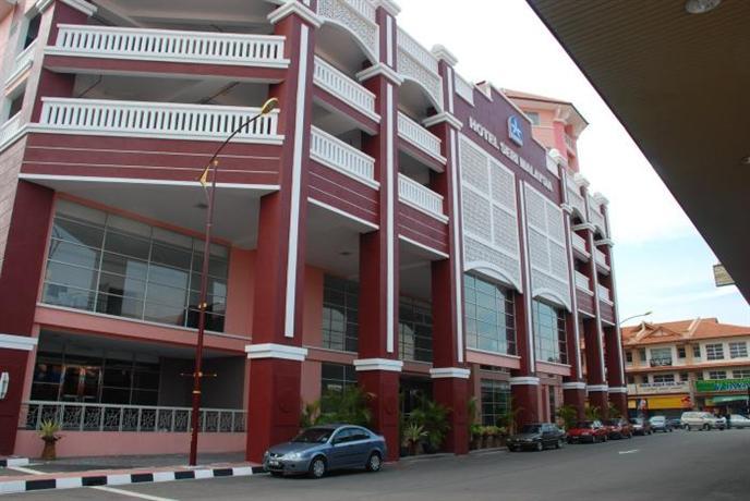 Hotel Seri Malaysia Kepala Batas No 2 Jalan Usahawan 5 Pusat