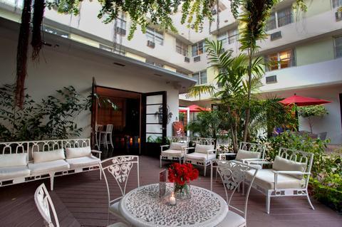 Dorchester Hotel, 1850 Collins Avenue, Miami Beach, FL, US