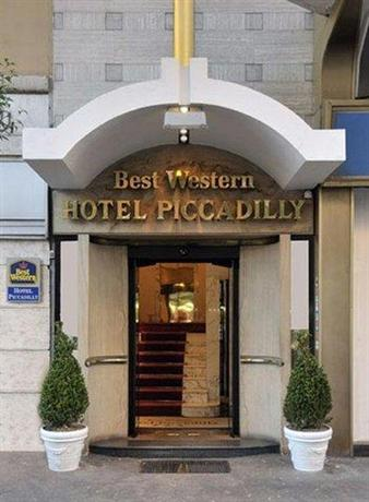 Photo 1 - BEST WESTERN Hotel Piccadilly Roma