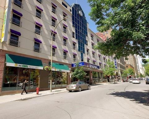 Photo 1 - BEST WESTERN PLUS Montreal Downtown- Hotel Europa