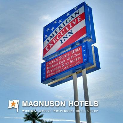 Photo 1 - American Executive Inn
