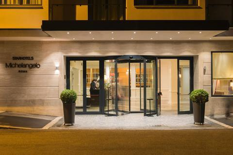 Photo 1 - Starhotels Michelangelo Rome