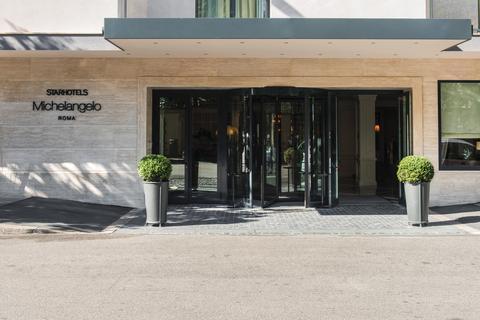 Photo 2 - Starhotels Michelangelo Rome