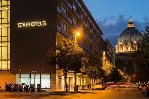 Photo 3 - Starhotels Michelangelo Rome