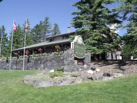 Photo 2 - Tunnel Mountain Resort