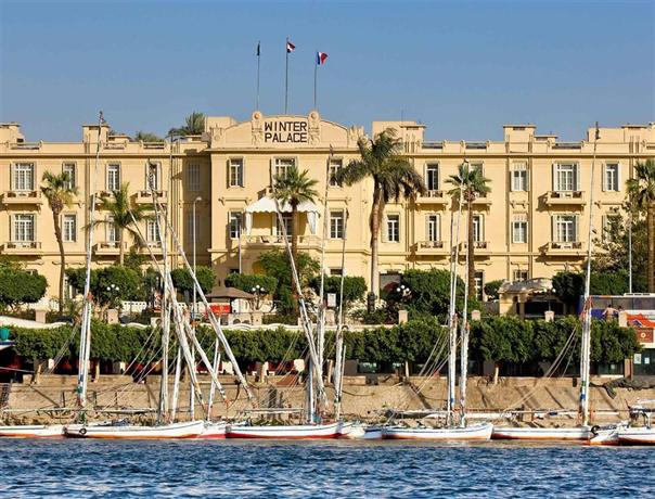 Photo 3 - Sofitel Winter Palace Luxor