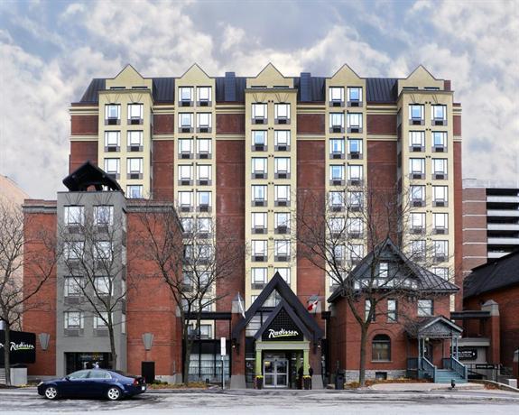 Photo 1 - Radisson Hotel Ottawa Parliament Hill
