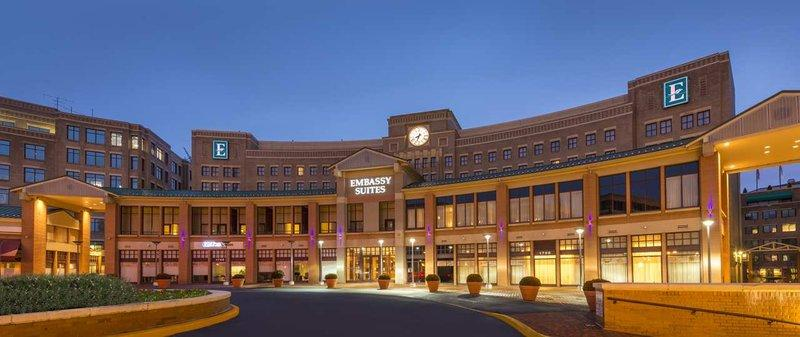 Photo 1 - Embassy Suites Alexandria-Old Town