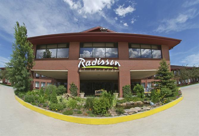 Photo 1 - Radisson Hotel Colorado Springs Airport