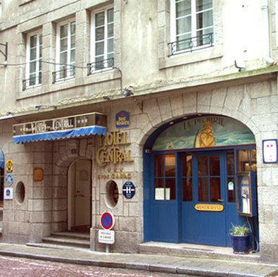 Photo 2 - Hotel Central Saint-Malo