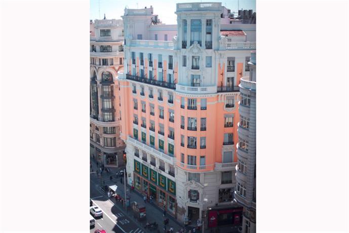 Photo 1 - Hotel Arosa Madrid