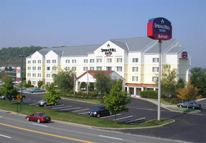 Photo 1 - SpringHill Suites Pittsburgh Airport