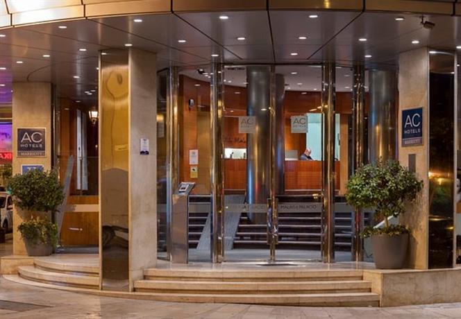 Photo 2 - AC Hotel Malaga Palacio by Marriott