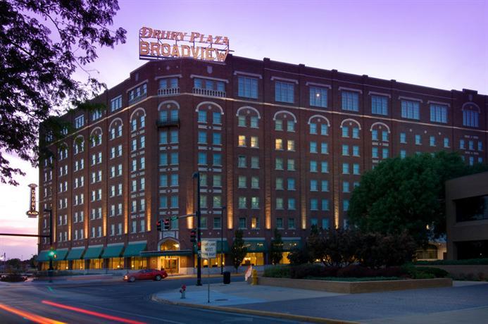 Photo 1 - Drury Plaza Hotel Broadview - Wichita