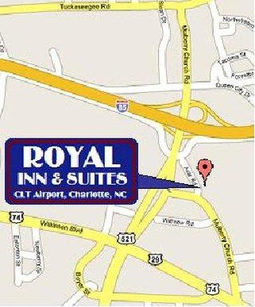 Photo 2 - Royal Inn Charlotte Airport Hotel