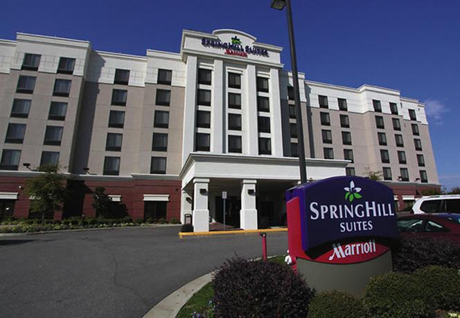 Springhill Suites Newtown Road Virginia Beach