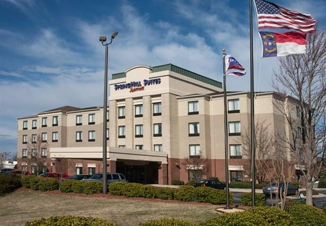 Photo 1 - SpringHill Suites by Marriott Greensboro
