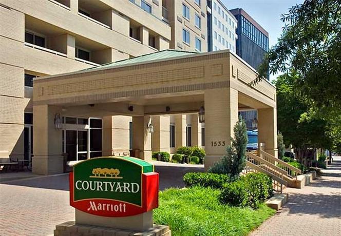 Photo 1 - Courtyard by Marriott Arlington Rosslyn