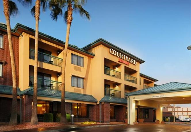Photo 1 - Courtyard by Marriott Tempe Downtown