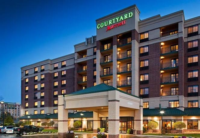 Photo 1 - Courtyard by Marriott - Minneapolis Bloomington