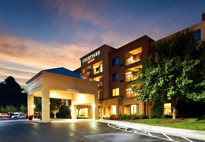 Photo 1 - Courtyard by Marriott Winston-Salem Hanes Mall