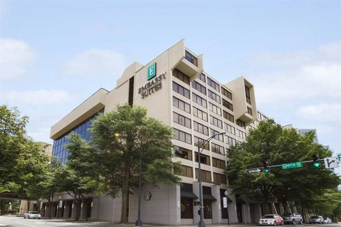 Photo 1 - Embassy Suites Hotel Winston-Salem