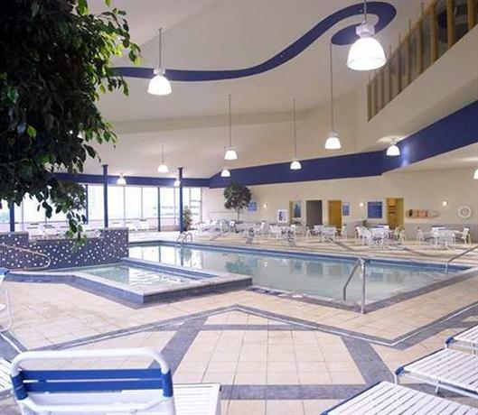 Embassy Suites By Hilton Niagara Falls Fallsview Hotel 6700