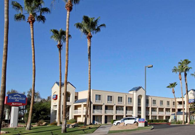 Photo 1 - Fairfield Inn Scottsdale North