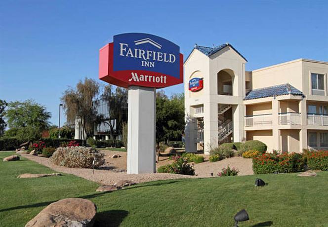 Photo 2 - Fairfield Inn Scottsdale North