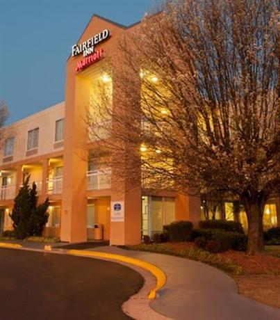 Photo 1 - Fairfield Inn Marriott Cross Creek Mall