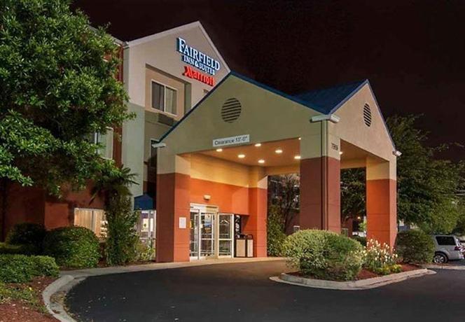 Photo 1 - Fairfield Inn Baton Rouge South