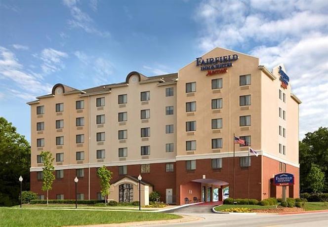 Photo 1 - Fairfield Inn & Suites Atlanta Airport North