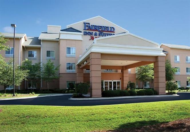 Photo 1 - Fairfield Inn and Suites Charleston North University Area