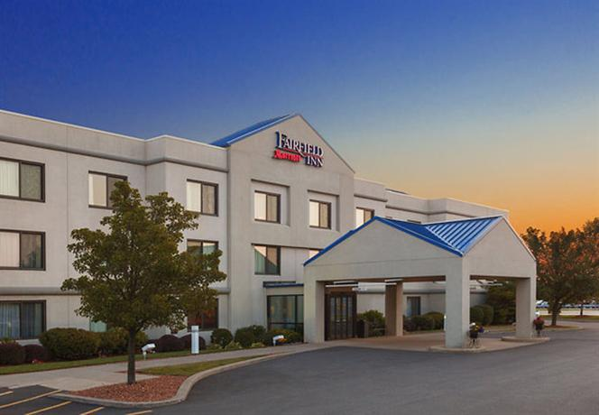 Photo 1 - Fairfield Inn Rochester Airport