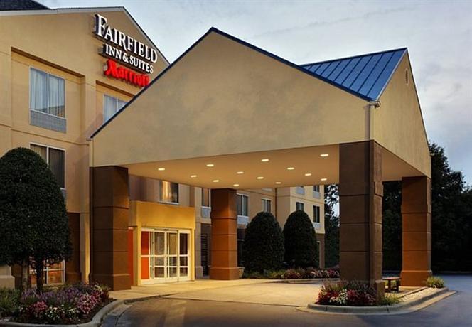 Photo 1 - Fairfield Inn Charlotte Arrowood