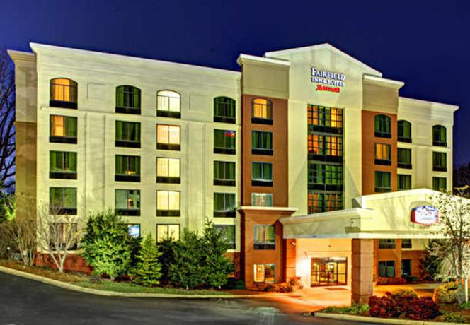 Photo 1 - Fairfield Inn Asheville South