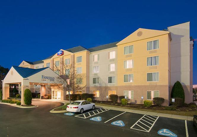Photo 1 - Fairfield Inn by Marriott Columbia Northwest Harbison