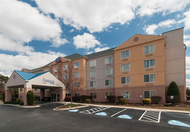 Photo 2 - Fairfield Inn by Marriott Columbia Northwest Harbison