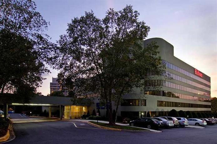 Photo 1 - Hilton Charlotte Executive Park