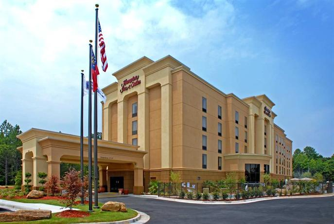 Photo 1 - Hampton Inn & Suites Atlanta-Six Flags
